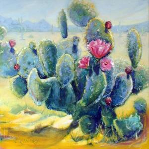Queen of the Desert by Carol Landry