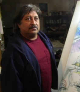 Rigo Rivas Hemet artist