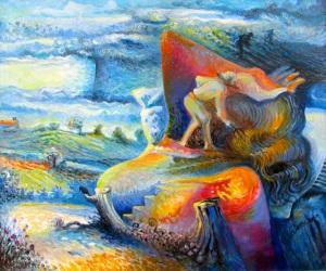 The Dream by Rigo Rivas