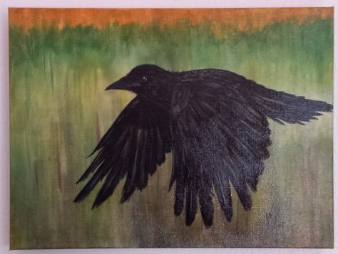 Ravens Flight