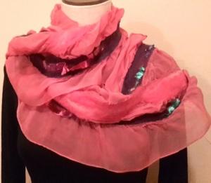scarf for Soroptimist event